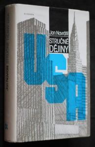náhled knihy - Stručné dějiny USA