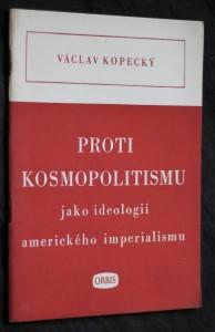 náhled knihy - Proti kosmopolitismu jako ideologii amerického imperialismu
