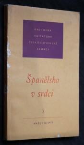 náhled knihy - Španělsko v srdci