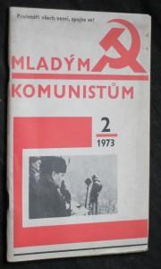 náhled knihy - Mladým komunistům 2/1973