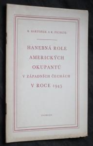 náhled knihy - Hanebná role amerických okupantů v západních Čechách v roce 1945