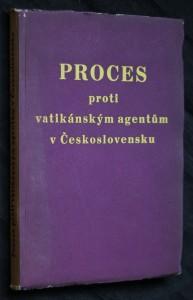 náhled knihy - Proces proti vatikánským agentům v Československu : Biskup Zela a společníci