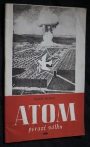 náhled knihy - Atom porazí válku
