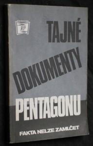 náhled knihy - Tajné dokumenty Pentagonu : fakta nelze zamlčet