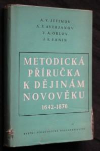 náhled knihy - Metodická příručka k dějinám novověku