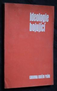náhled knihy - Ideologie bojující : Sborník