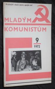 náhled knihy - Mladým komunistům 9/1972