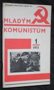 náhled knihy - Mladým komunistům 1/1973