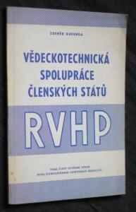 náhled knihy - Vědeckotechnická spolupráce členských států RVHP [Rada vzájemné hospodářské pomoci]
