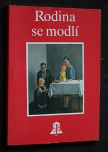 náhled knihy - Rodina se modlí