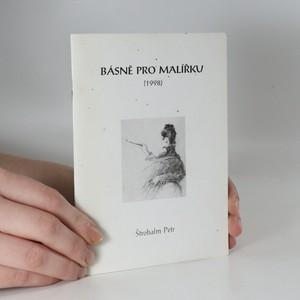 náhled knihy - Básně pro malířku