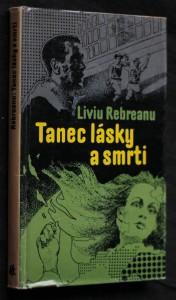 náhled knihy - Tanec lásky a smrti