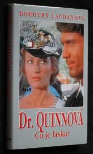 náhled knihy - Dr. Quinnová. Co je láska?