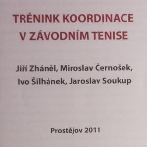 antikvární kniha Trénink koordinace v závodním tenise, 2011