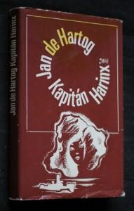 náhled knihy - Kapitán Harinx