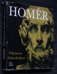 náhled knihy - Odysseova dobrodružství
