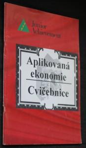 náhled knihy - Aplikovaná ekonomie, cvičebnice