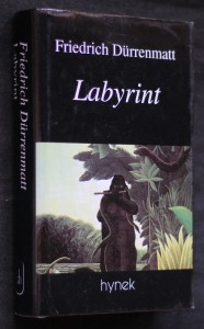 náhled knihy - Labyrint : povídky