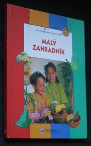 náhled knihy - Malý zahradník