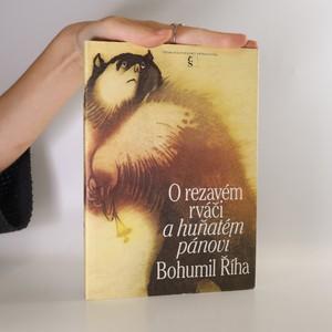 náhled knihy - O rezavém rváči a huňatém pánovi