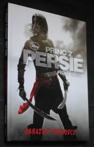 náhled knihy - Princ z Persie : písky času : obrazový průvodce