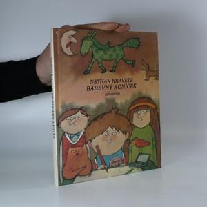 náhled knihy - Barevný koníček