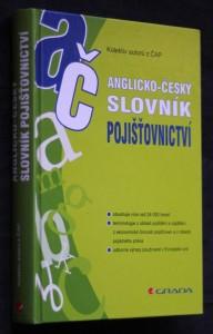 náhled knihy - Anglicko-český slovník pojišťovnictví