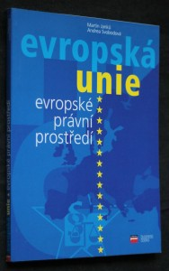 náhled knihy - Evropské právní prostředí