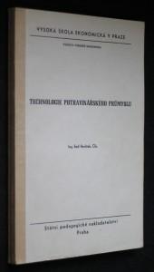 náhled knihy - Technologie potravinářského průmyslu