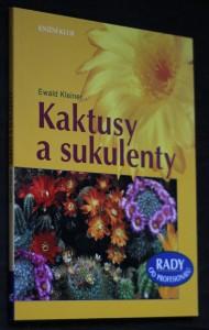 náhled knihy - Kaktusy a sukulenty