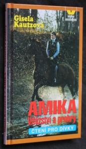 náhled knihy - Amika. Vítězství a prohry