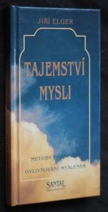 náhled knihy - Tajemství mysli : metody poznávání a ovlivňování myšlenek
