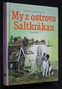 náhled knihy - My z ostrova Saltkråkan : pro děti od 9 let
