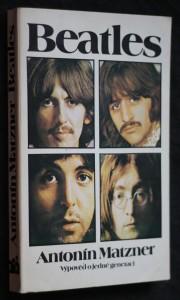 náhled knihy - Beatles : výpověď o jedné generaci