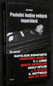 náhled knihy - Poslední hodiny velkých imperátorů
