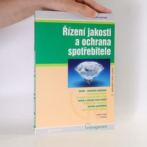 náhled knihy - Řízení jakosti a ochrana spotřebitele