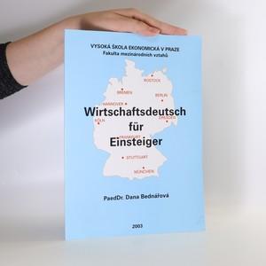 náhled knihy - Wirtschaftsdeutsch für Einsteiger