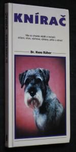 náhled knihy - Knírač : vše co chcete vědět o knírači : držení, chov, výchova, výstavy, péče o zdraví
