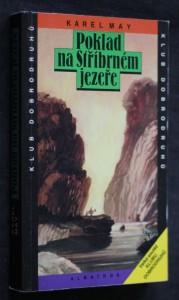 náhled knihy - Poklad na Stříbrném jezeře