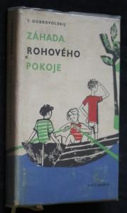 náhled knihy - Záhada rohového pokoje