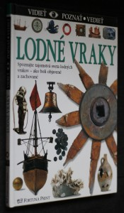 náhled knihy - Lodné vraky