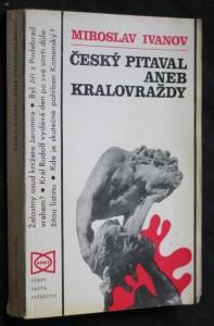 náhled knihy - Český pitaval, aneb, Kralovraždy
