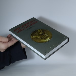 antikvární kniha Nobelovy ceny a přírodní vědy, 2013