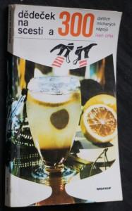 náhled knihy - Dědeček na scestí a 300 dalších míchaných nápojů