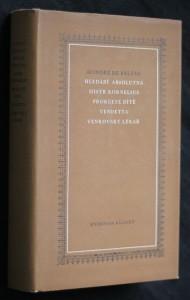 náhled knihy - Hledání absolutna ; mistr Kornelius ; prokleté dítě ; vendetta ; venkovský lékař