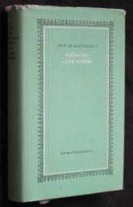náhled knihy - Slečna Fifi a jiné povídky