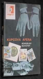 náhled knihy - Kupcova aféra