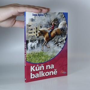 náhled knihy - Kůň na balkoně