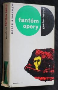 náhled knihy - Fantóm opery