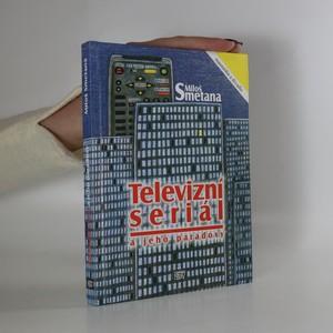 náhled knihy - Televizní seriál a jeho paradoxy